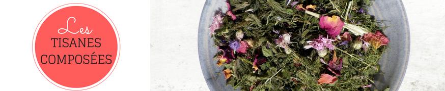 Le Jardin des Simples | Tisanes Composées